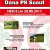 """Poziv na proslavu Dana Planinarskog Kluba """"Scout"""" 28. svibnja 2017. godine"""