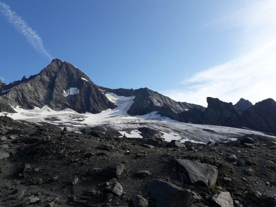 Grossvenediger (3666 m) 14.-16.8.2020.