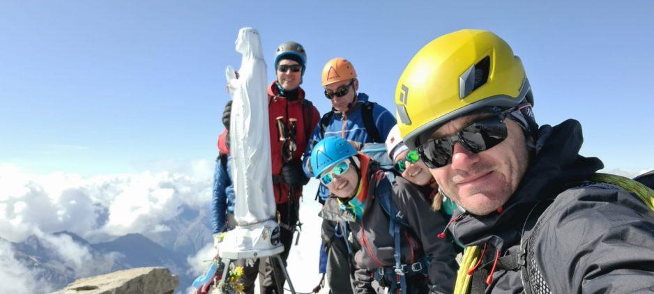 Gran Paradiso: Na vrhu ima mjesta za petero
